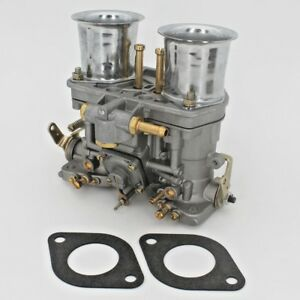 Carburetor For Volkswagen Beetle 40 Idf Weber 2 Barrel Jaguar Porsche Carb 40mm