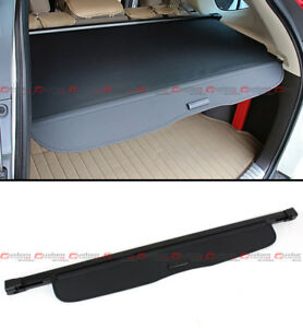 For 2012 16 Honda Cr V Crv Oe Style Retractable Cargo Cover Luggage Shade Black