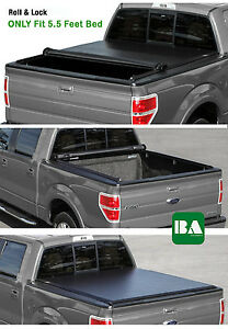 Roll Up Tonneau Cover For 2009 2015 Ford F150 5 5 Bed W O Utility Track System