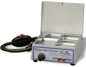 Ray Foster Deluxe Wax Heater With Thermal Control 115235 Us Dental Depot