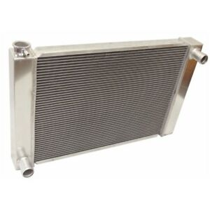 For Universal Ford Mopar Fabricated Aluminum Radiator 31 X 19 X3 Overall