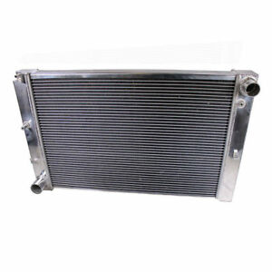 3 Triple Core Bolt On Racing 3 Row Aluminum Radiator For 79 93 Ford Mustang Mt