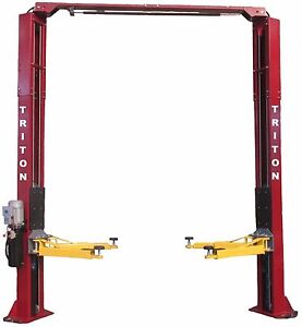 Triton Pro Series 9k Car Lift vehicle Lift free Installation in Select Areas