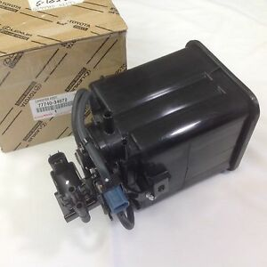Toyota Genuine 1997 1998 T100 Charcoal Vapor Canister 77740 34072 Shipped Fast