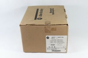Allen Bradley 2711 k3a17l1 Ser B Frn 4 41 Panel View 300 New In Open Box