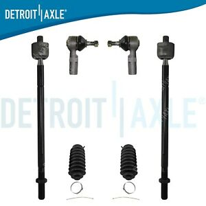 Front Inner Outer Tie Rod Boot Kit For Lexus Es300 Toyota Camry Avalon