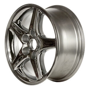 Factory Original Refurbished Chrome Plated 16 Inch Alloy Wheel For Jeep