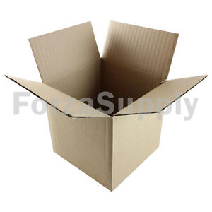 200 5x5x5 ecoswift Brand Cardboard Box Packing Mailing Shipping Corrugated