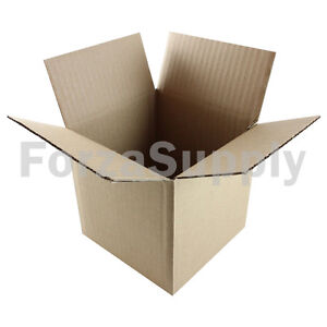 125 5x5x5 ecoswift Brand Cardboard Box Packing Mailing Shipping Corrugated