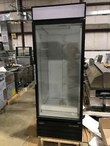 Norlake Gr26h Commercial Single Glass Door Refrigerator Brand New Scratch