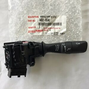 New Oem Genuine 2016 18 Tacoma Intermittent Wiper Switch 84652 06340 No 2019 S