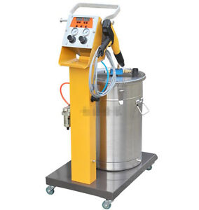 Ce Electrostatic Spray Powder Coating System Machine Spraying Gun Paint System