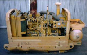 Ingersoll rand Air Compressor 125 Scfm Diesel Driven Hydraulic Start