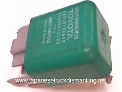 1998 1999 2000 Toyota Tacoma Circuit Opening Relay 8591035040 85910 35040