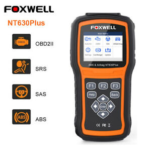 Nt630 Plus Obd2 Diagnostic Tool Auto Scanner Engine Abs Srs Tester Code Reader