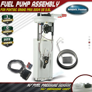 Fuel Pump Module Assembly W pressure Sensor For Pontiac Grand Prix 2004 V6 3 8l