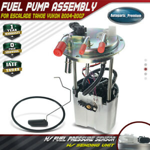 Fuel Pump Module Assembly For Cadillac Escalade Chevrolet Tahoe Yukon 2004 2007