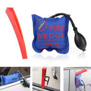 Automotiv Auto Entry Tool Air Pump Wedge Inflatable Hand Pump F Car Door Window