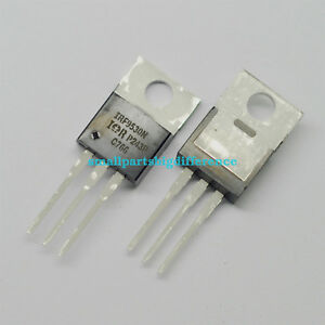20 50 100pcs Irf9530n F9530n To 220 Transistor Ir Original wholesale