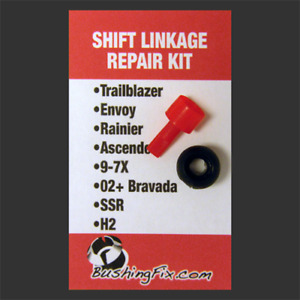 Fiat 500 Shift Cable Repair Kit With Bushing Easy Installation