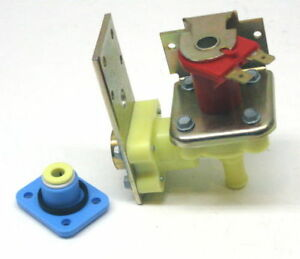 Commercial Ice Machine Water Inlet Solenoid Valve For Manitowoc 000007966 240 V