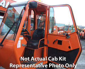 Jlg Telehandler Cab Kit W Heat for G10 55a G12 55a