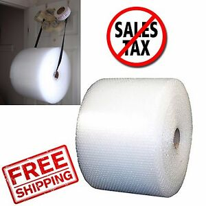 Bubble Wrap Small Medium 175 Ft 3 X 16 Shipping Roll Perforated 12 Width 3 16