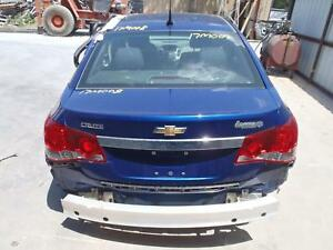 11 12 13 14 15 16 Chevrolet Cruze Trunk Lid W O Spoiler W O Rear Camera 17m008