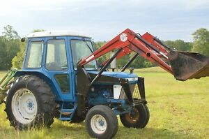 Used Tractors Ford In Stock Jm Builder Supply And