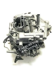 1974 1977 Dodge Thermoquad Remanufactured Carter 4 Barrel Carburetor 440 Engine