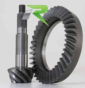 Revolution Gear Axle Dana 44 Thick 4 10 Ratio Ring Pinion D44