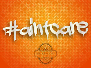 aintcare Car Decal Sticker ___ Drip For Jdm Kdm Euro Drift Race Style