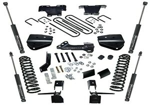 Superlift 4 Spacer Lift Kit Fits 2017 2019 Ford F 250 F 350 Sd Powerstroke 4wd
