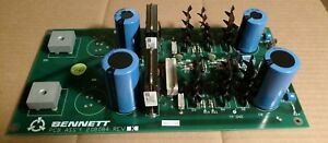 Bennett X ray Pcb Assy Regulated Power Supply Board 208084 Rev K 9h23159