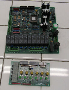 Brasilia Pcb Board Touch Button Robocaf Espresso Machine Parts Preown