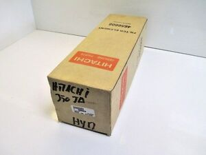 Hitachi Hydraulic Filter Assembly 4656608 Oem New In Package Tractor Excavator