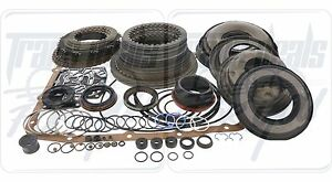 Dodge Ram 2500 3500 68rfe Transmission Raybestos Less Steel Rebuild Kit