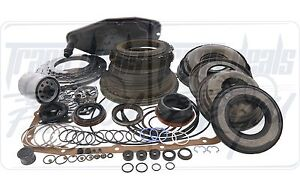 Fits Dodge Ram 2500 3500 68rfe Transmission Raybestos Deluxe Rebuild Kit 2007 On