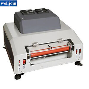 Uv Coating Machine Coating Laminating Laminator For A3 Photo Card Brand New