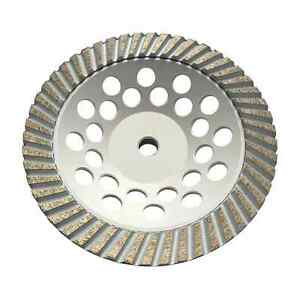 7 Diamond Grinding Wheels For Granite Concrete Marble 80 100 Fine Grit