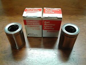 Thomson A81420 Ball Bushing Linear Bearing 1 2 Shaft Nib