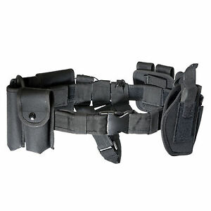 Livabit Heavy Duty Tactical Utility Belt For Law Enforcement Security Military