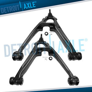2 Front Lower Control Arm Ball Joint For Chevy Silverado Gmc Sierra 1500 Tahoe