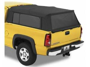 76304 35 Bestop Supertop Fabric Camper Top For Dodge Ram 6 4 Bed 2004 2017