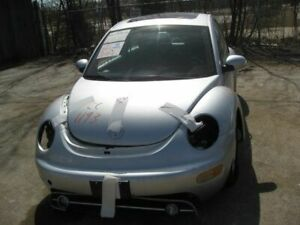 Rear View Mirror Without Digital Clock Fits 02 05 Beetle 847745
