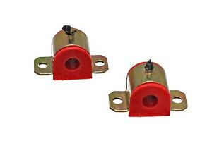 Energy Suspension Sway Bar Bushing Set 3 5202r Red Front Fits Chevrolet 1967