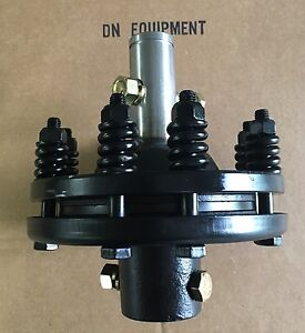 Independent Slip Clutch 1 3 8 Smooth Shearbolt Both Ends Add To Your Pto Shaft