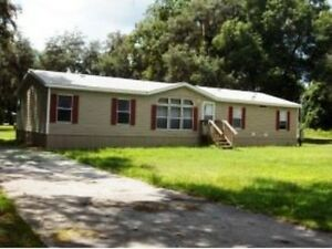 2008 Nobility Mobile Home With Land 4br 2ba 28x60 Inverness Florida