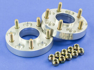 20mm 3 4 Silver Hubcentric Wheel Spacers For Lexus 5x114 60 1 12x1 5