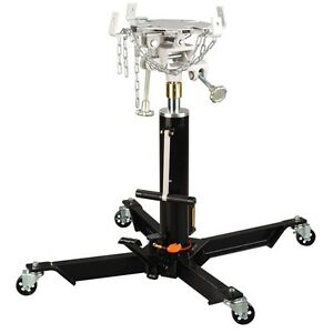Omega 41001 1000 Lbs 2 Stage Transmission Jack With Air